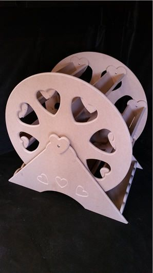 Wedding Ferris Wheel Flat Pack